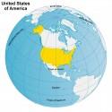 تمبرهای قاره آمریکا