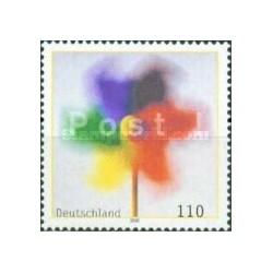1 عدد تمبر روز پست - جمهوری فدرال آلمان 2000