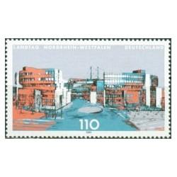1 عدد تمبر پارلمان استانها - جمهوری فدرال آلمان 2000