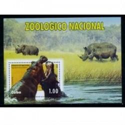 سونیرشیت باغ وحش ملی - کوبا 2009