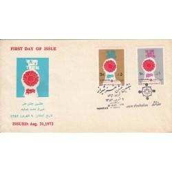 1662 - تمبر جشن هنر شیراز (6) 1352
