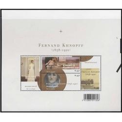 سونیرشیت فرناند نوپف - بلژیک 2003