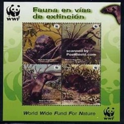 سونیرشیت سمورها - پرو 2004 WWF