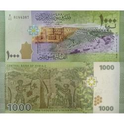 اسکناس 1000 پوند - سوریه 2013