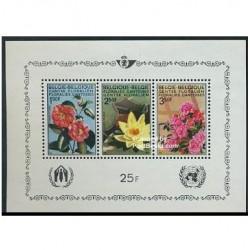 سونیرشیت نمایشگاه گلها - بلژیک 1970