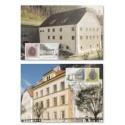 2 عدد ماکزیمم کارت موزه های ملی - لیختنشتاین 2003