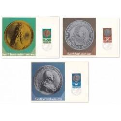 3 عدد ماکزیمم کارت سکه ها - لیختنشتاین 1978