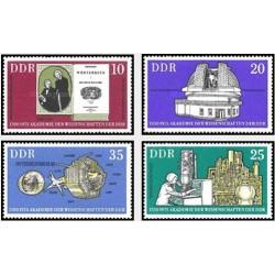 4 عدد تمبر 275مین سال آکادمی علوم - جمهوری دموکراتیک آلمان 1975