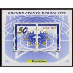 سونیرشیت 50 امین سالگرد عهدنامه رم - ایتالیا 2007