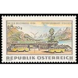1 عدد تمبر روز تمبر - اتریش 1964