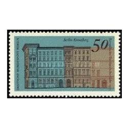 1 عدد تمبر سال حفاظت از ساختمانهای اروپایی - برلین آلمان 1975