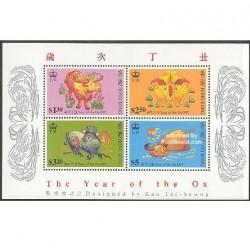 بلوک سال گاو - هنگ کنگ1997