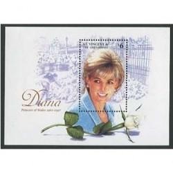 سونیرشیت یادبود دایانا - سنت وینسنت 1997