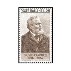 1 عدد تمبر 50مین سالگرد مرگ کاردوزی - ایتالیا 1957