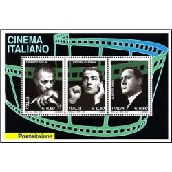 سونیزشیت سینمای ایتالیا - هنرپیشه گان - فدریکو فلینی- ایتالیا 2010