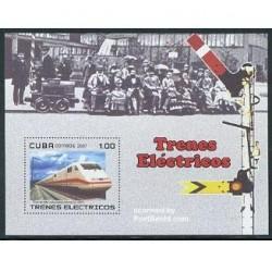 سونیرشیت قطارهای برقی - کوبا 2007