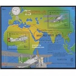 سونیرشیت سورشارژ هوانوردی - ماکائو 1999