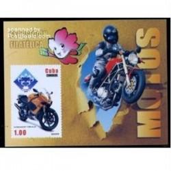 سونیرشیت موتور سیکلت - اکسپو چین - کوبا 2009