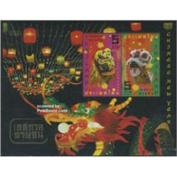 سونیرشیت سال نو چینی - تایلند 2008