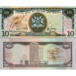 اسکناس 10 دلار - ترینیداد توباگو 2006