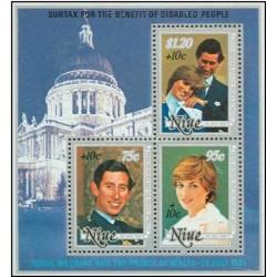 سونیرشیت ازدواج سلطنتی پرنس چارلز و دایانا - نیو 1981