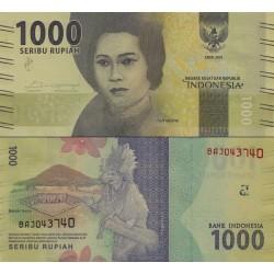 اسکناس 1000 روپیه - اندونزی 2016
