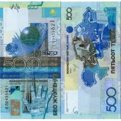 اسکناس 500 تنجه - قزاقستان 2006