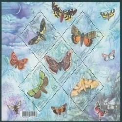 مینی شیت پروانه ها - اکراین 2005
