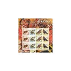 سونیرشیت پروانه ها بلاروس 2004