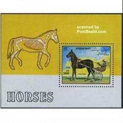سونیرشیت ارابه رانی - اسب - افغانستان 1996