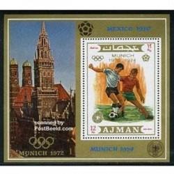 سونیرشیت المپیک مونیخ - فوتبال - عجمان 1972