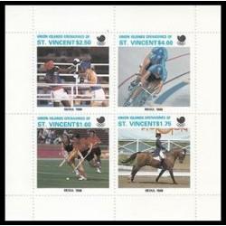 سونیرشیت المپیک سئول - سنت وینسنت 1988