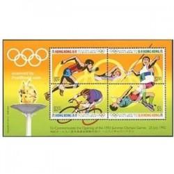 سونیرشیت المپیک - هنگ کنگ 1992