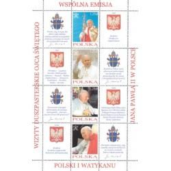 سونیرشیت دیدار معاصر پاپ جان پل دوم از لهستان - 2 - لهستان 2004