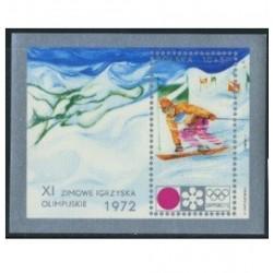 بلوک المپیک زمستانی - لهستان 1972