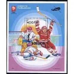 سونیرشیت المپیک زمستانی لیلهامر - مغولستان 1994