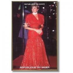 سونیرشیت پرنسس دایانا - 5 - نیجر 1997