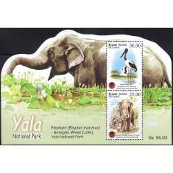 سونیرشیت پارک ملی یالا ، تایلند - فیل - سریلانکا 2013
