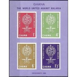 سونیرشیت ریشه کنی مالاریا - بیدندانه - غنا 1962