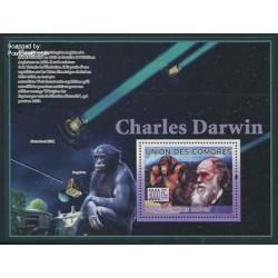 سونیرشیت 200مین سالگرد تولد چارلز داروین - کومور 2009 قیمت 11.5 یورو