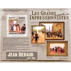 سونیرشیت تابلوهای نقاشی امپرسیونیسم اثر جین براود - کومور 2009 قیمت 13.97 دلار