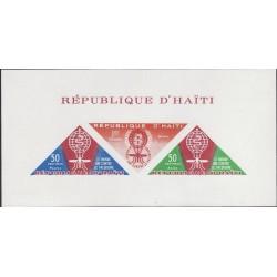 سونیرشیت ریشه کنی مالاریا - پست هوائی - بیدندانه - هائیتی 1962