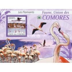 سونیرشیت پرندگان - فلامینگو - کومور 2009 قیمت 13.97 دلار