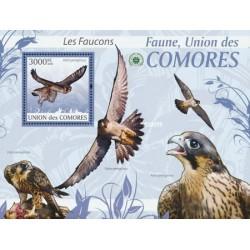 سونیرشیت پرندگان - شاهینها - کومور 2009 قیمت 13.97 دلار