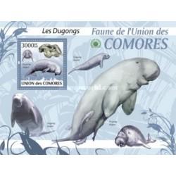 سونیرشیت پستانداران - فیل دریائی - کومور 2009 قیمت 13.97 دلار