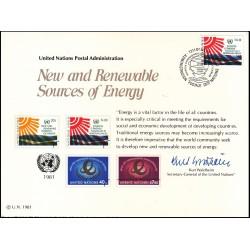 مهر روز منابع جدید انرژی - ژنو - سازمان ملل 1981