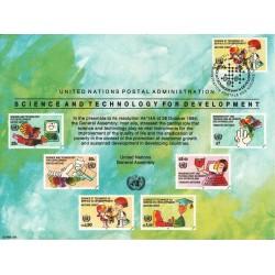 مهر روز 45مین سالگرد سازمان بهداشت جهانی - WHO  - ژنو - سازمان ملل 1992