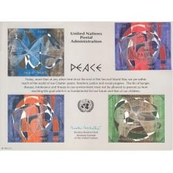 مهر روز صلح  - ژنو - سازمان ملل 1993