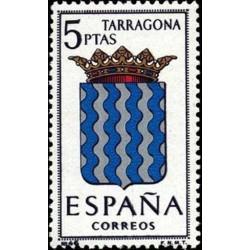 1 عدد تمبر آرم استانها - Tarragona - اسپانیا 1965
