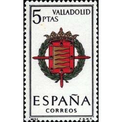 1 عدد تمبر آرم استانها - Valladolid - اسپانیا 1966